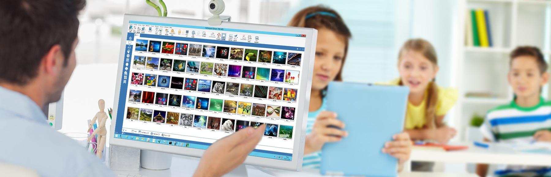 Monitor | NetSupport School