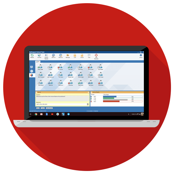 Chrome | NetSupport School